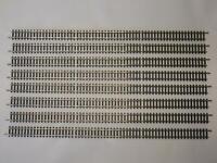 MINITRIX 14902 / 4902 ger. Gleis 312,6mm TOP 8 Stück (34316)