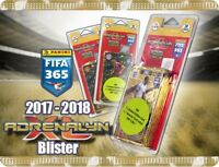 Panini Adrenalyn XL FIFA 365 2018 Blister inkl. Limited Edition Trading Cards