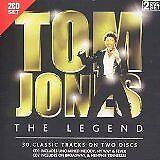 JONES Tom - Legend (The) - CD Album