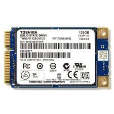 thnsnf128gmcs Toshiba 128GB mSATA PCI-E SSD HDD HARD DISK ssd