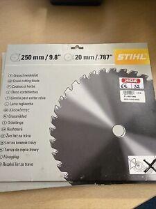 STIHL Strimmer/Brushcutter Metal Blade 250mm 40T - 40007133806