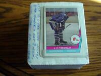 RARE (1) 1977-8 O-Pee-Chee opc WHA Hockey Set #1-66 Very Nice Howe & Hull, etc