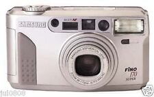 NEW BOXED SAMSUNG FINO 170 SUPER~PANORAMA 35MM FILM CAMERA~38-170MM MACRO LENS