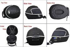 Racing Motorcycle Motorbike Helmet Bag Headcase Storage Carry Case 27cm Height