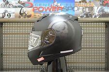 Damaged NEW HJC Marvel CL-17 PUNISHER Motorcycle Helmet Black Size LARGE