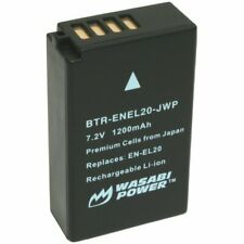 Wasabi Power Battery for Nikon EN-EL20, EN-EL20a