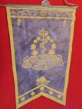 Original Canadian - WWII - Royal Cdn. Army Medical Corps Hanger/Badge
