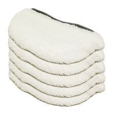 5 Steam Mop Pads fits Bissell PowerFresh Pad 1940 203-2633 19402 19404 19408