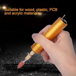USB Mini Electric Rotary Drill Grinder Polishing Engraving Pen Machine Tools Es