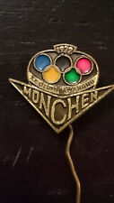 Soviet Old Olympic Pin Badge Munich 1972