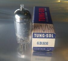 Nos Tung-Sol 6Bh6 Vacuum Tube for Ham Radio or Audio Marantz