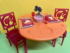 Barbie Tisch in Barbie Möbel & Gebäude günstig kaufen | eBay