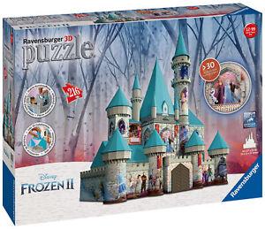 11156 Ravensburger Frozen 2 Disney Castle 3D Jigsaw Puzzle 216 Pieces Age 12yrs+