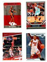 ROOKIE 4 CARD LOT. HOOPS #264 Bam Adebayo + Kendrick Nunn  ROOKIE LOT $$$$