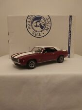 New Listing1/24 Franklin Mint 1969 Red Camaro.