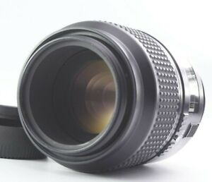 Excellent+++++ NIKON AF MICRO NIKKOR 105mm f/2.8 Telephoto Macro Lens From JAPAN