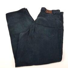 PELLE PELLE Marc Buchanan Vintage Jeans Mens Black Jeans Size 34x 33