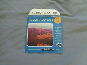EARLY SAWYERS  VIEWMASTER UNNUMBERED  PACKET  REEL REF 26/27 & 30 AS PHOTOS