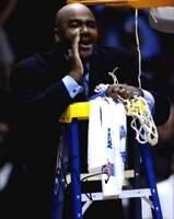 John Thompson signed NBA basketball 8x10 photo W/Certificate Autographed 001