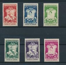 [35301] Cambodia 1956 Good set Very Fine MNH stamps