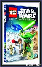 LEGO STAR WARS: THE PADAWAN MENACE **BRAND NEW DVD**