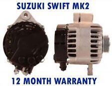 SUZUKI SWIFT MK2 MK II - HATCHBACK (EA, MA) 1.0 1989 - 2005 ALTETRNATOR