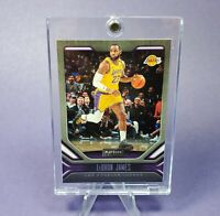2020 PANINI Lebron James LOS ANGELES LAKERS CARD -INVESTMENT📈 -w/ CASE