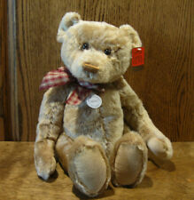 "Gund ""Mohair Coll. LE"" #9548 WILLS, 16"" Jointed NEW/Tag/Box From Retail Store"