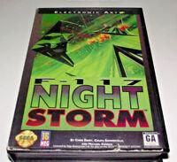 F-117 Night Storm Sega Mega Drive Genesis  *Complete*