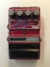 DOD Digitech FX32 Meat Box Sub-Harmonic Rare Vintage Bass Guitar Effect Pedal
