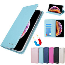 Case For Samsung Galaxy Note 10 S20 S10 S9 S8 Manetic Wallet Leather Flip Cover