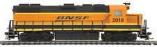 MTH HO BNSF GP38-2 Diesel Engine w/DCC and PS-3 Sound Decoder 85-2018-1