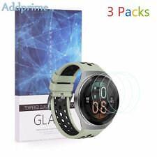 For HUAWEI Watch GT 2e Active Tempered Glass Screen Protector 9H Hardness 3 Pcs