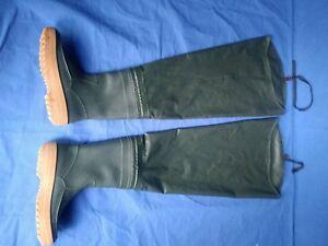 Rubber Boots,,Wader Goma,Botas Altas De Pesca Caza, Marca, TrentoSpor, Talla 43