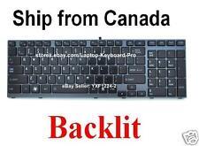 Toshiba Qosmio X770 X775 Keyboard - US English Backlit  NSK-TQ2BC 9Z.N4YBC.201