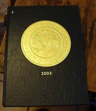 Mississippi Department of Public Safety 2003 Limited Edition Book Photos Staff