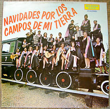 Tuna Allegro Navidad Por Los Campos De Mi Tierra Puerto Rico RCA EX