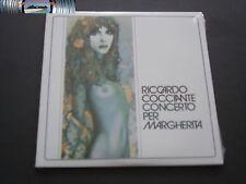 Riccardo Cocciante - Concerto per Margherita - CD S/S