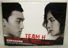 TEAM H JANG KEUN SUK X BIG BROTHER  The Lounge H Vol.1 Taiwan CD+DVD