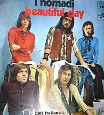 """I NOMADI so che mi perdoneraii -  A BEATIFULL DAY  7"""" ORIGINALE 1971 beat italy"""