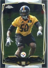 Topps Chrome Football 2014 Rookie Card #218 Ryan Shazier - Pittsburgh Steelers