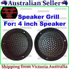 New: SPEAKER GRILL - For: 4 inch Speaker - Arcade /Mame