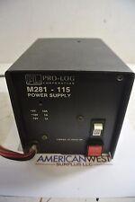 PRO-LOG M281-115 - Power Supply - USED