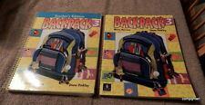 Backpack 3 Mario Herrera, Diane Pinkley TEACHERS EDITION & Student Book