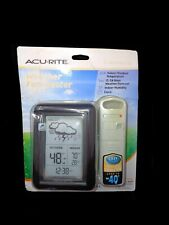 ACURITE Digital Wireless Weather Forecaster & Thermometer Station ~ Brand New