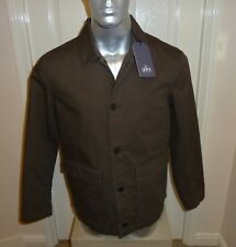 BNWT LEVI`S MADE & CRAFTED FERN MILITARY JACKET size 2 MENS (MEDIUM ) RRP £220