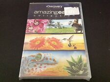 AMAZING EARTH COLLECTION   (DVD)  DISCOVERY CHANNEL