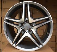 19 zoll Felgen für Mercedes Benz CLK W209 W208 5x112 ET35 8.5J 9.5J 4 felge