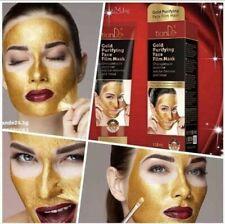 """Peel-off Maske """"Pures Gold"""" - Perfekt gegen Mitesser 100% Natürliche  Inhalte"""