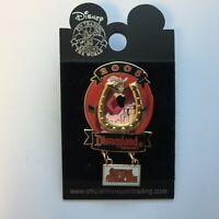 DLR Original Attraction 2005 - Golden Horseshoe Revue LE 750 Disney Pin 38746